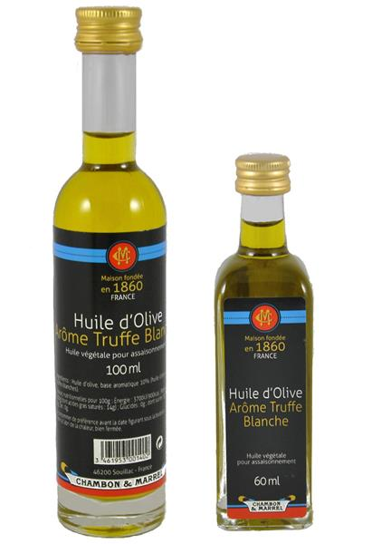 huile olive aromatisee